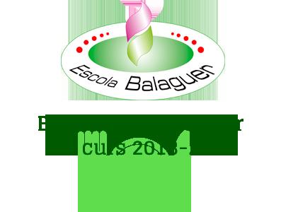 Becas de comedor del curso 2018-2019 - Escola Balaguer